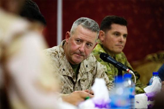 Le «dernier grand combat» contre Daech se jouera à la frontière irako-syrienne