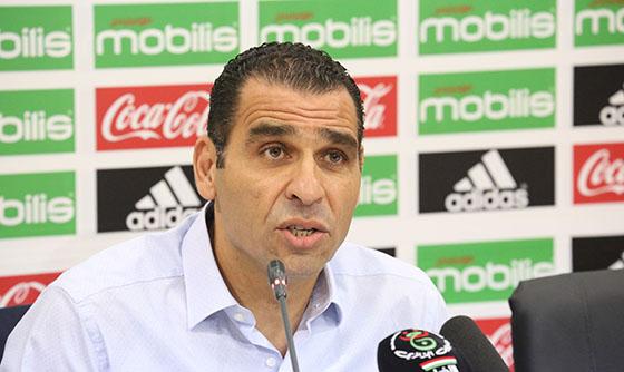 Ould Ali : «Zetchi doit assumer ses responsabilités concernant Alcaraz»