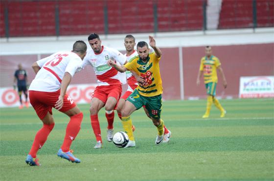 Ligue 1 : La JS Saoura et l'O Médéa  en arbitres