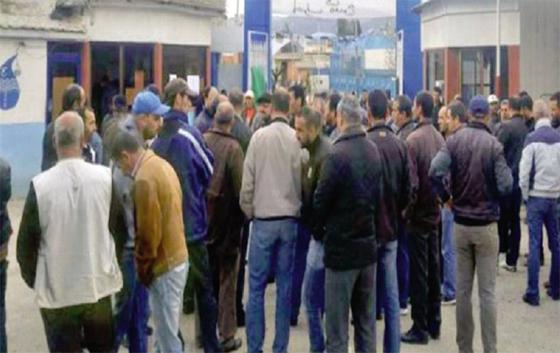 Tizi Ouzou : Les travailleurs de l'EGRTO en grève