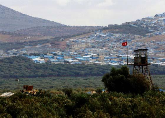 L'armée turque prend position dans la province d'Idlib