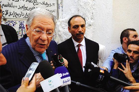 Le FLN présent dans 48 wilayas : L'euphorie d'Ould Abbès