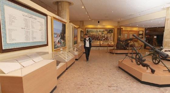 Le musée du moudjahid  : Une répression sauvage à ciel ouvert
