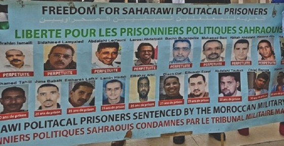 Conférence EUCOCO 2017 : Appel à la libération  des prisonniers sahraouis