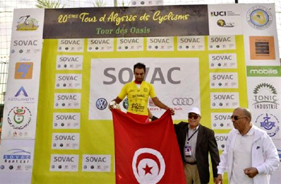 Tour d'Algérie Cycliste-2017 : L'Algérien Lagab gagne à  Ghardaïa