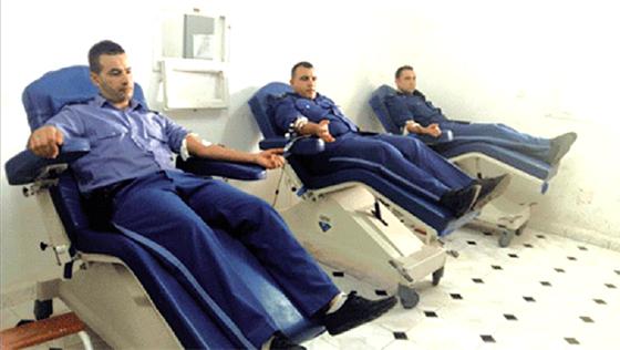 Ghardaïa : La police au secours des malades opérés