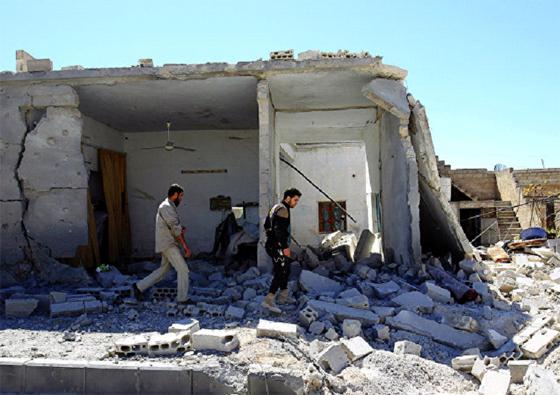 Syrie : «Ils ont essayé d'ajuster les faits à la personne, donc à Assad»