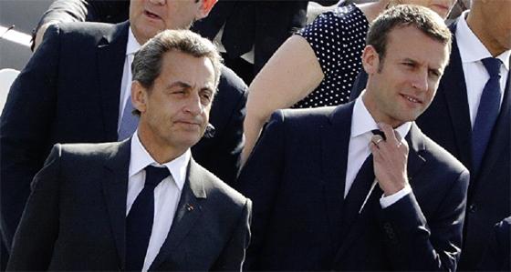Sarkozy sur le quinquennat Macron : «Ça va très mal se finir»