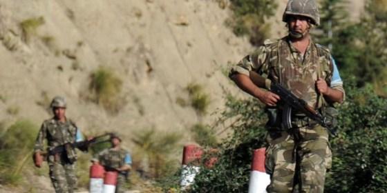Selon le MDN : Un terroriste se rend aux autorités militaires à Adrar