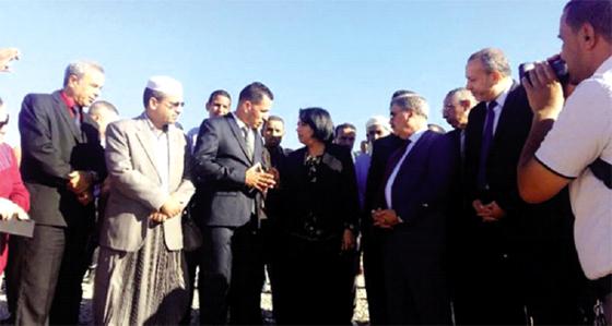 Zerouati plaide à Ghardaïa pour une charte de l'environnement