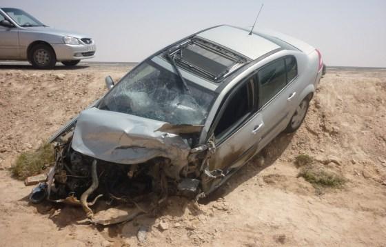 Trois morts et sept blessés dans un accident à Ghardaia