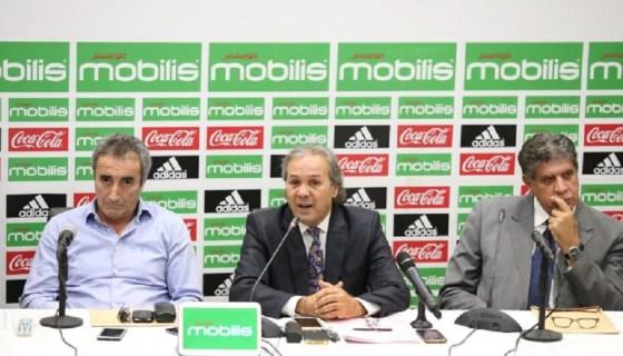 Madjer convoque 23 joueurs pour le Nigeria