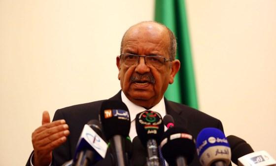 Forum de Sir Bani Yas  à Abou Dhabi : Intense activité de Messahel