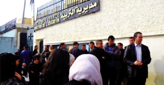 Les inspecteurs de l'éducation menacent de boycotter les examens