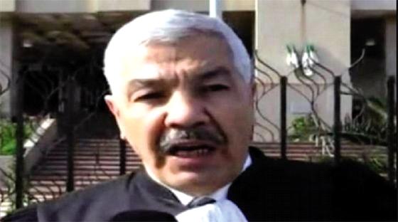 Le procès opposant l'avocat Amara au bâtonnier Silini renvoyé