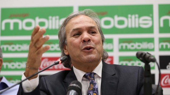 Eliminatoires de la coupe du monde 2018 : Madjer entame son chantier avec les Verts