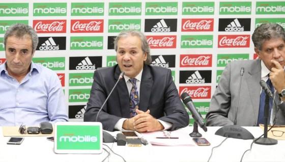Madjer : «les Verts vont se surpasser pour battre le Nigeria »