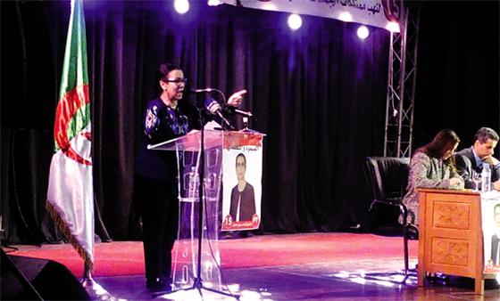 Louisa Hanoune : «L'austérité une menace pour la stabilité du pays»