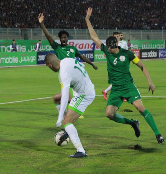 Qualifications au Mondial 2018 : Madjer rate son retour à la tête des Verts