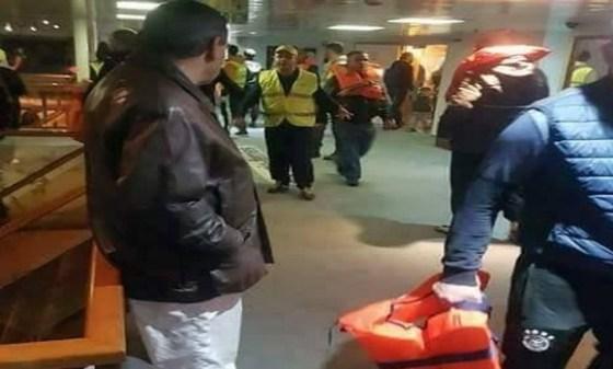 Incendie sur le navire Tarik Ibn Ziad : 30 voitures calcinées (Vidéo)