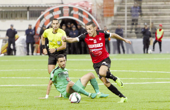Championnat national de Ligue 1 : Le CS Constantine force  le respect à Bologhine