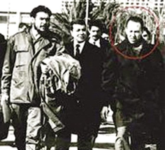 Hommage à feu Rabah Bouaziz, héros de la Révolution algérienne