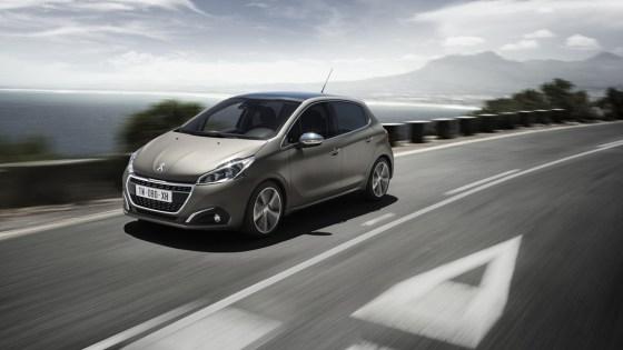 Le premier véhicule Peugeot en 2018