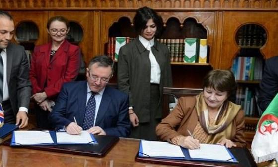 Algérie-Grande Bretagne : Accord de coopération pour l'amélioration de l'enseignement