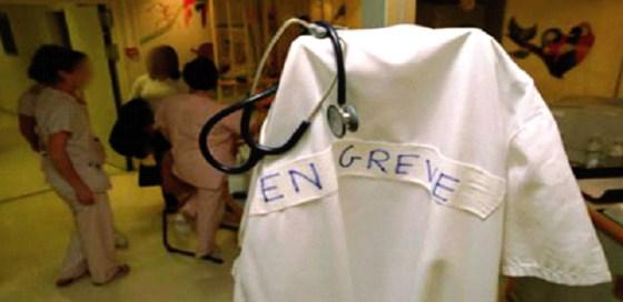 Grève : Les médecins résidents paralysent les hôpitaux