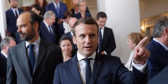 Macron attendu à Alger le 6 décembre