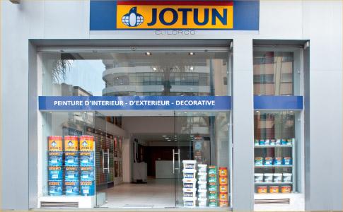 Jotun à la conquête du marché algérien