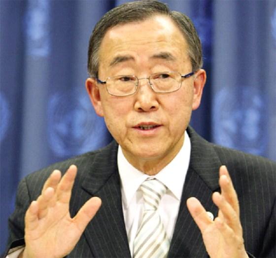 Dialogue inter-libyen : Ban Ki-moon salue l'initiative algérienne