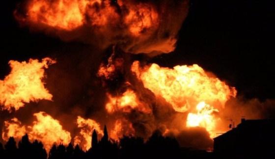 Deux morts dans une explosion de gaz à Sidi Fredj