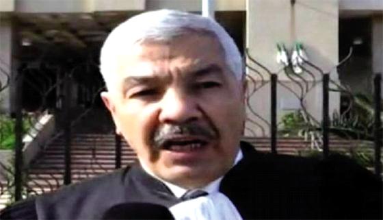 Mohsene Amara fait appel à l'Union des avocats arabes