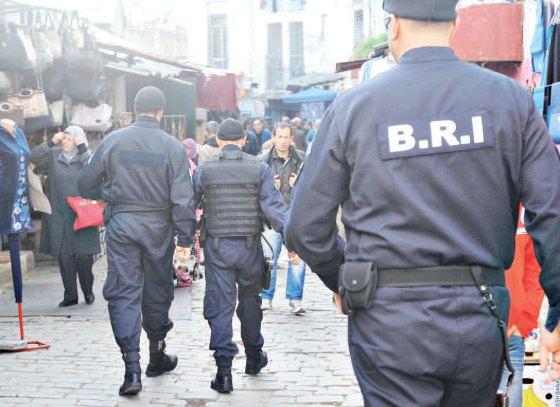 Alger sous haute surveillance