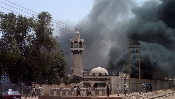 Une mosquée de Nubi : L'Algérie condamne l'attentat au Nigeria