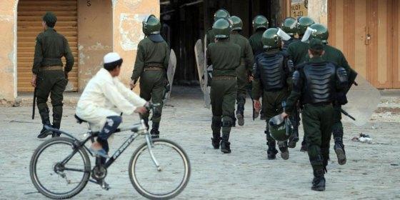 Nouvelles violences à Ghardaia