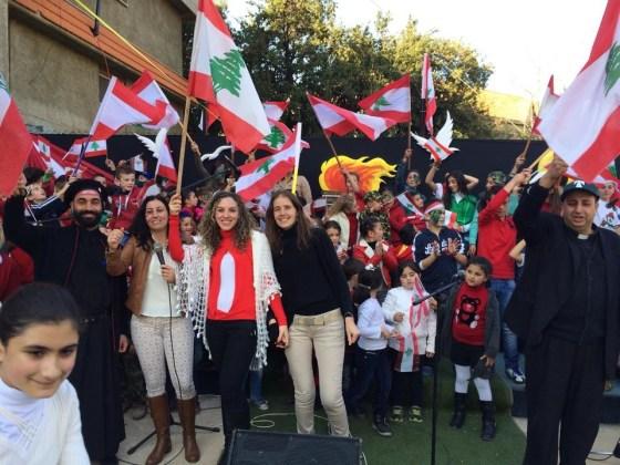 Au Liban, la fête de l'indépendance marquée par le retour de Hariri