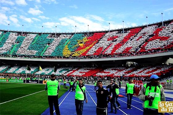 Au stade du 5-Juillet : MC Alger-USM Alger