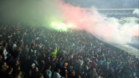 42 supporters du MCA et USMA arrêtés au Stade du 5 juillet