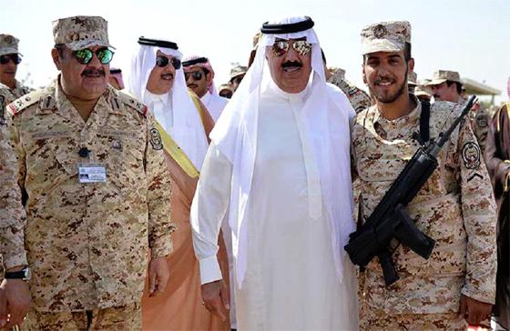 Le prince Metab Ben Abdallah Ben Abdel Aziz libéré