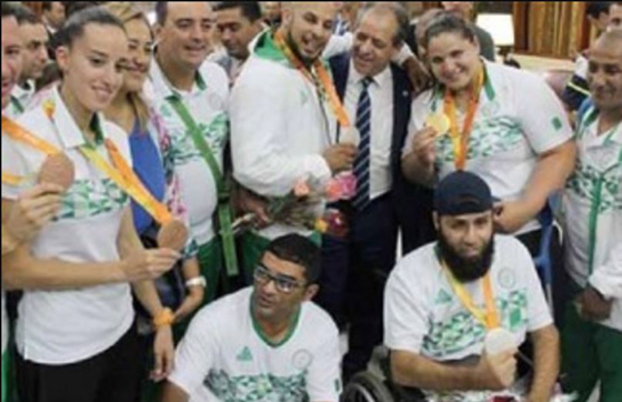 Les athlètes algériens médaillés en 2017 récompensés par le MJS