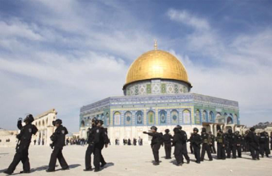 Nouvelle agression israélienne contre l'esplanade des Mosquées