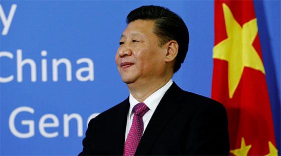 Le dirigeant chinois : «Le Web, danger pour  la souveraineté des pays»