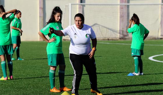 Naissance de l'Association sportive féminine Ittihad Amel Chéraga