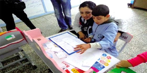 Education nationale : Quelque 35 000 enfants handicapés en scolarité régulière