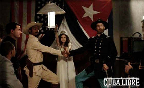 8e Fica : «Cuba libre»  projeté à Alger