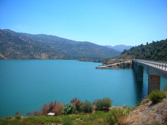 Plus d'eau dans les barrages en 2018