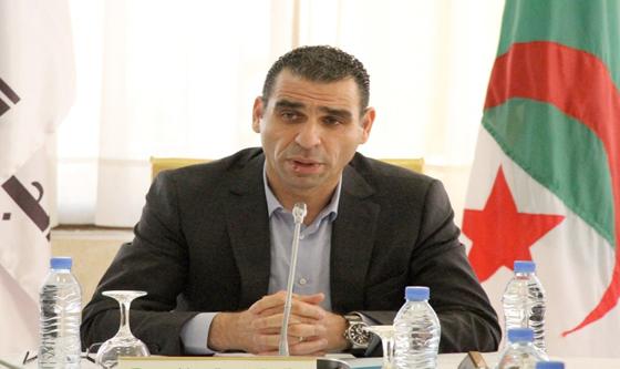 """Zetchi: """"Le redressement du football algérien exige plus de sérénité et de patience"""""""