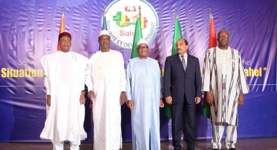 La force G5 Sahel doit gagner la confiance de l'Algérie